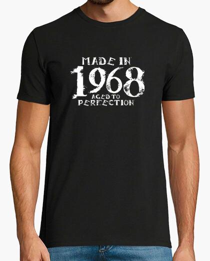 Tee-shirt 1968 kiralynn blancs