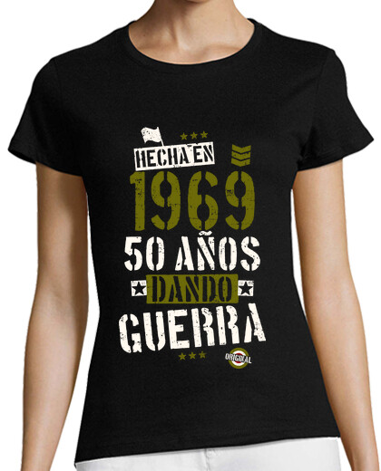 Voir Tee-shirts femme en espagnol