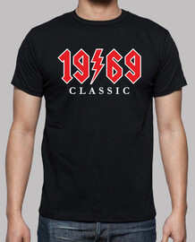 1969 Classic Rock Regalo 51 cumpleaños
