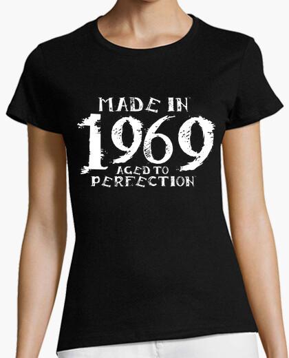 Camiseta 1969 KiraLynn Blanco
