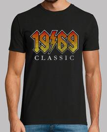 1969 metal 50 ° compleanno 50 anni C le
