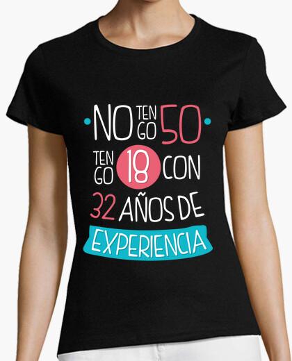 Camiseta 1969, No Tengo 50...