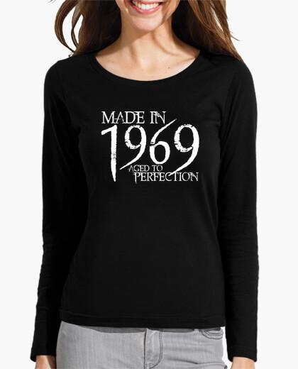 T-shirt 1969 northwood bianco