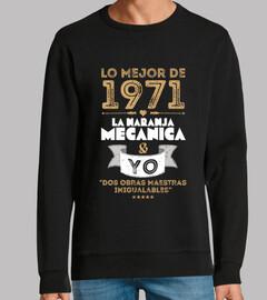 1971 La Naranja Mecánica & Yo