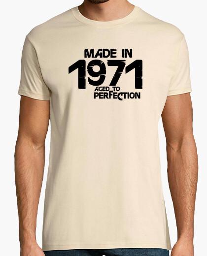 T-Shirt 1971 schwarz farcry