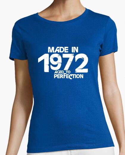 T-shirt 1972 farcry bianco
