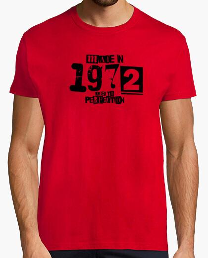 Camiseta 1972 KingsOfPacifica Negro