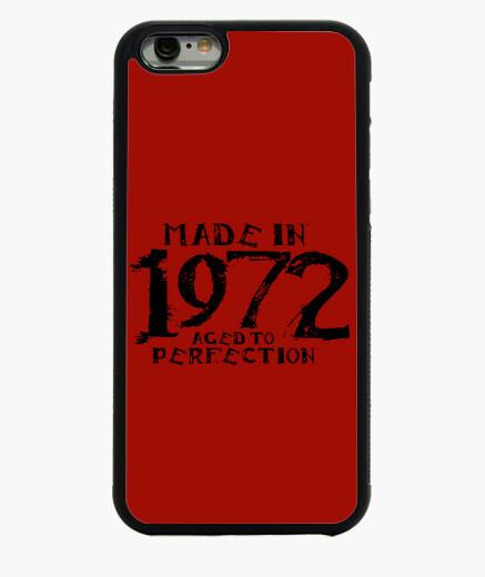 Coque Iphone 6 / 6S 1972 KiraLynn Negro