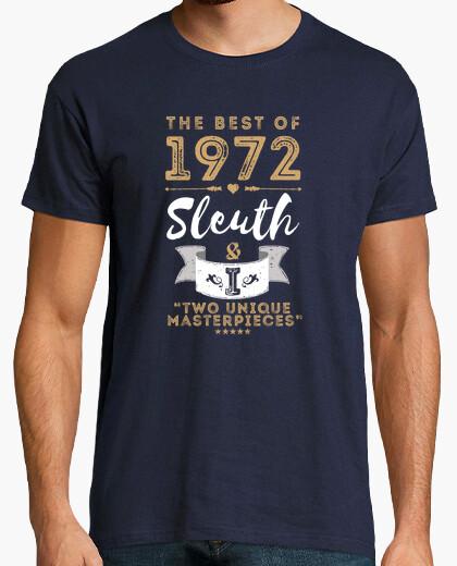 Camiseta 1972 Sleuth & I