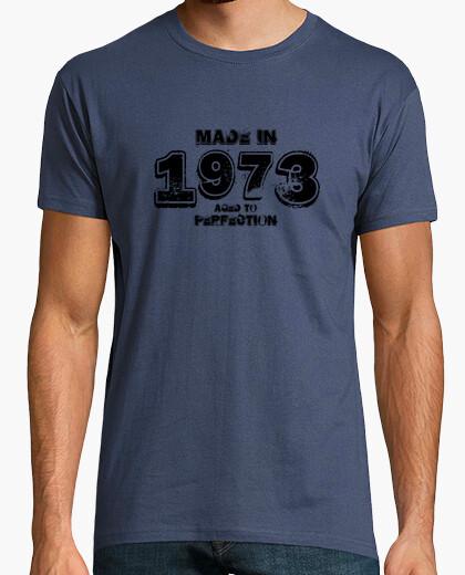 Tee-shirt 1973 hardrock noir