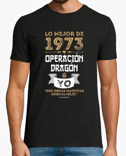 Tee-shirt 1973 opération dragon & i