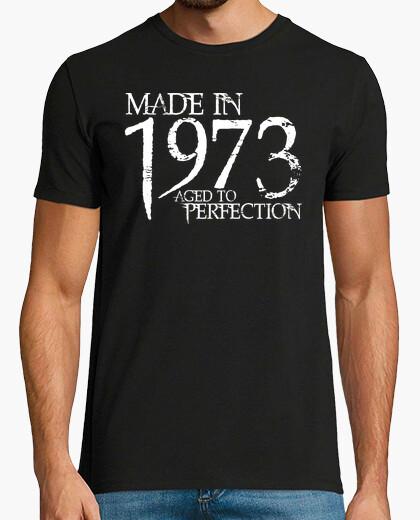 T-Shirt 1973 weiß northwood