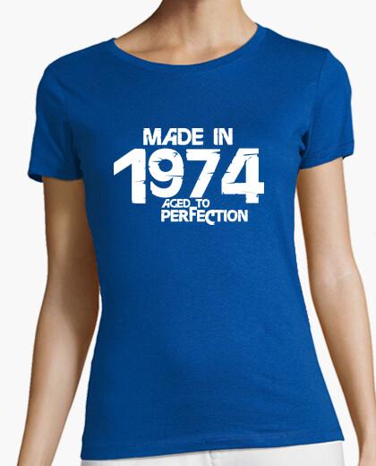 T-shirt 1974 farcry bianco