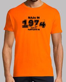 1974 HardRock negro