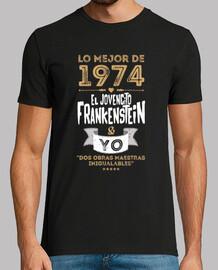 1974 Jovencito Frankenstein & yo
