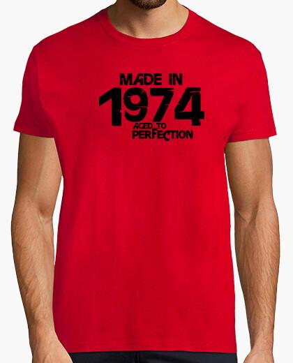T-Shirt 1974 schwarz farcry