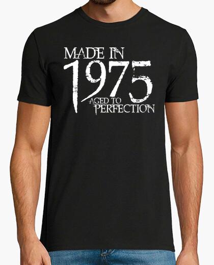 Camiseta 1975 Northwood Blanco