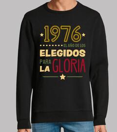 1976 elle protetta in per la gloria