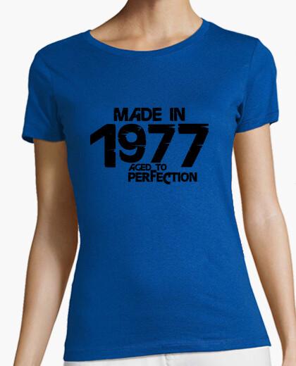 T-shirt 1977 farcry nero