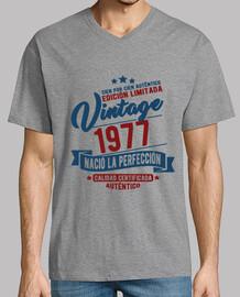 1977 la perfection est née