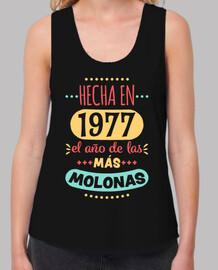 1977 más molonas
