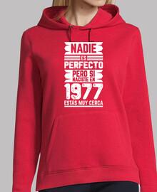 1977, Nadie Es Perfecto