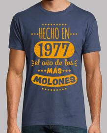 1977 più molones