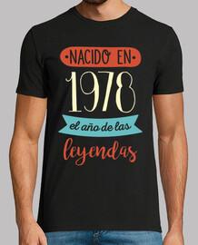 1978, El Año De Las Leyendas, 42 años