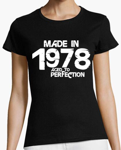 T-shirt 1978 farcry bianco