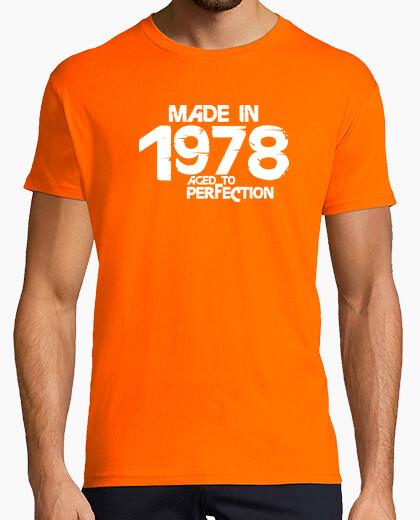 Tee-shirt 1978 farcry blanc