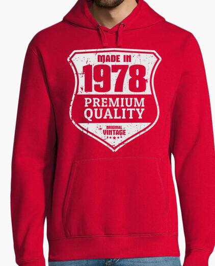 Sweat 1978 qualité premium