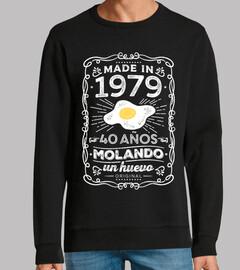 1979 40 ans mol and o un oeuf