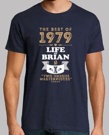 1979 Life of Brian & I