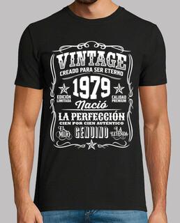 1979 Vintage 41 Cumpleaños 41 Años