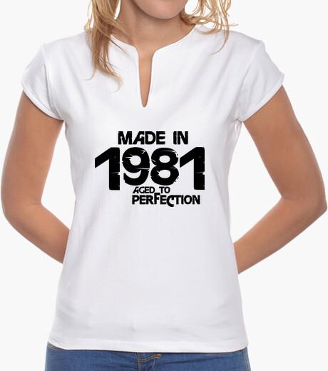 T-shirt 1981 farcry nero