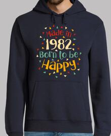 1982 geboren um glücklich zu sein