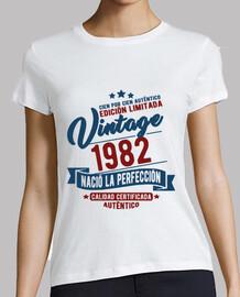 1982 nació la perfección