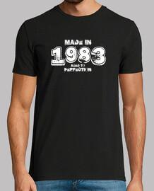 1983 hardrock blanc
