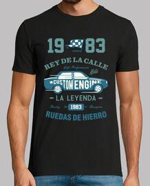 1983 Re del C all e auto vintage