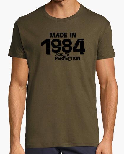 Camiseta 1984 FarCry Negro