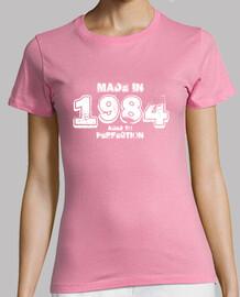 1984 hardrock bianco