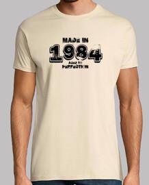 1984 HardRock Negro