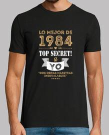 1984 Top Secret & yo