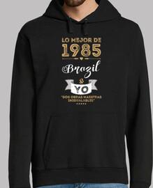 1985 Brésil amp moi