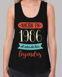 1986, el Año de las Leyendas, 33 años