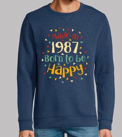 1987 geboren um glücklich zu sein