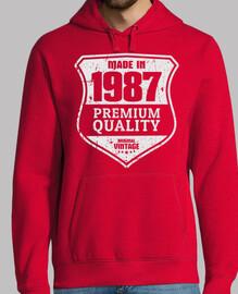 1987, Premium Quality