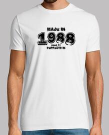 1988 HardRock Negro