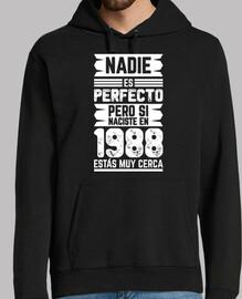 1988, Nadie Es Perfecto
