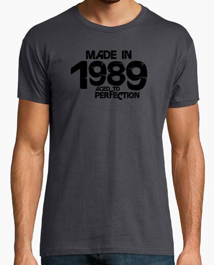 Camiseta 1989 FarCry Negro